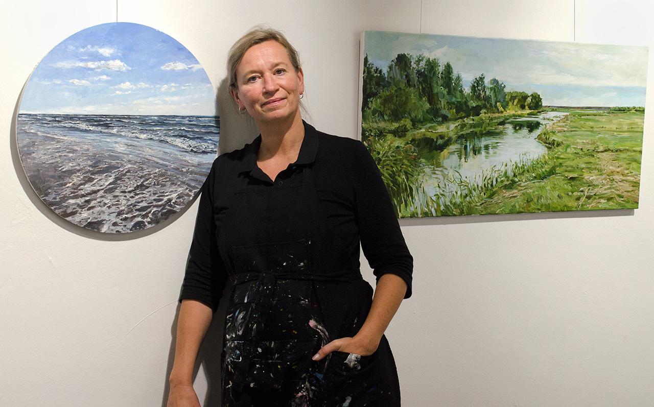Ute Martens Künstlerin aus Hamburg